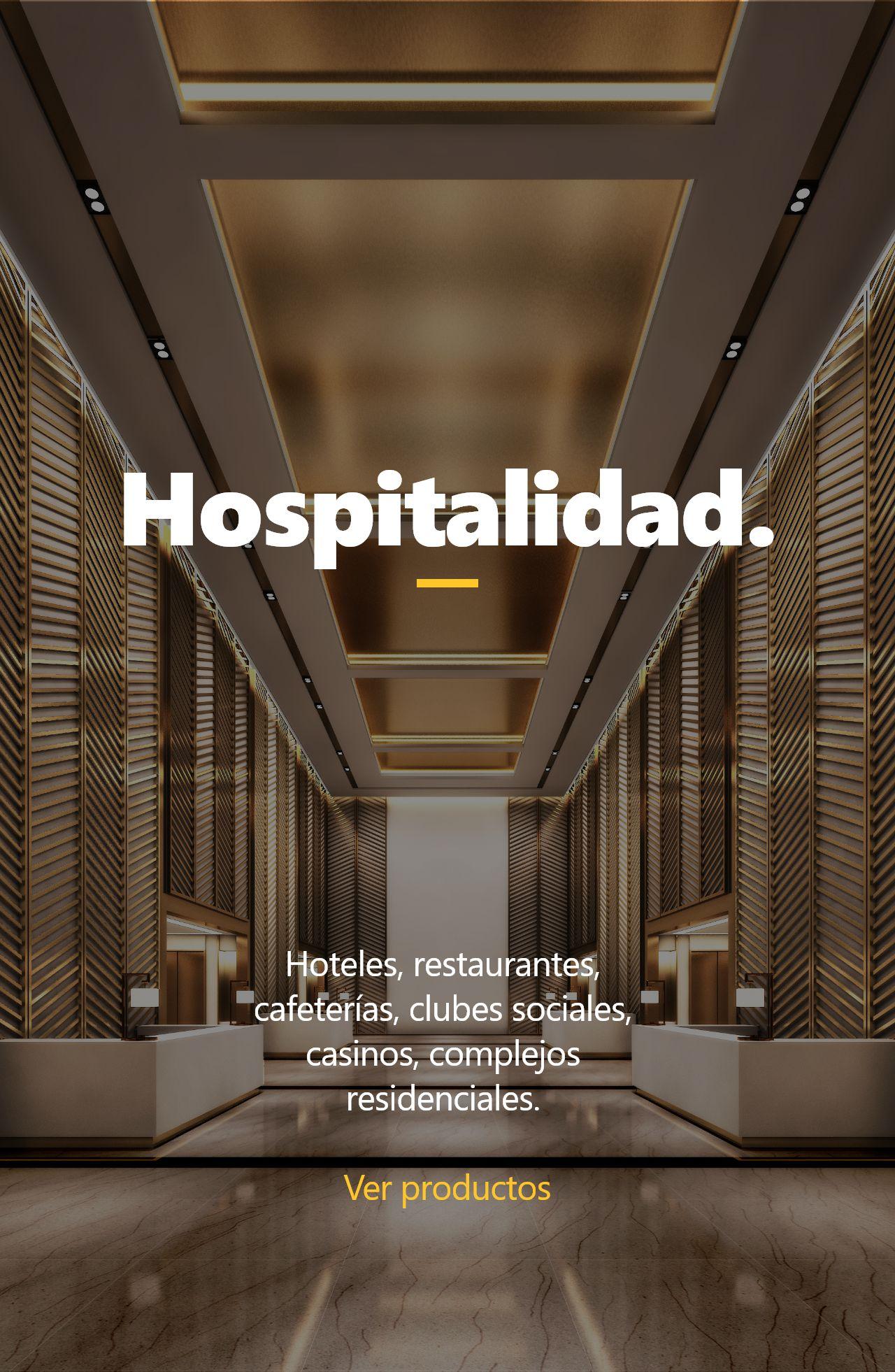 Hospitalidad