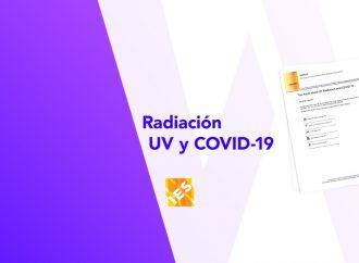 Diez claves sobre la radiación UV y el COVID-19