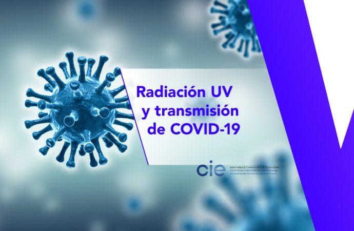 Radiación UV y la transmisión de COVID-19