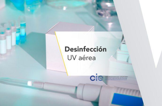 Desinfección UV aérea | Reporte Técnico