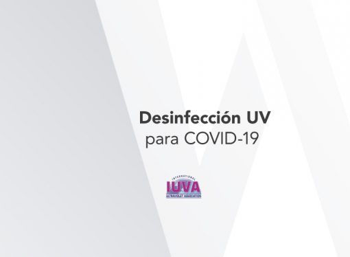 Desinfección UV para COVID-19