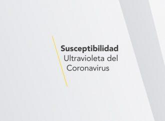 Susceptibilidad Ultravioleta del Coronavirus
