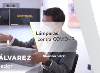 Lámparas contra COVID-19