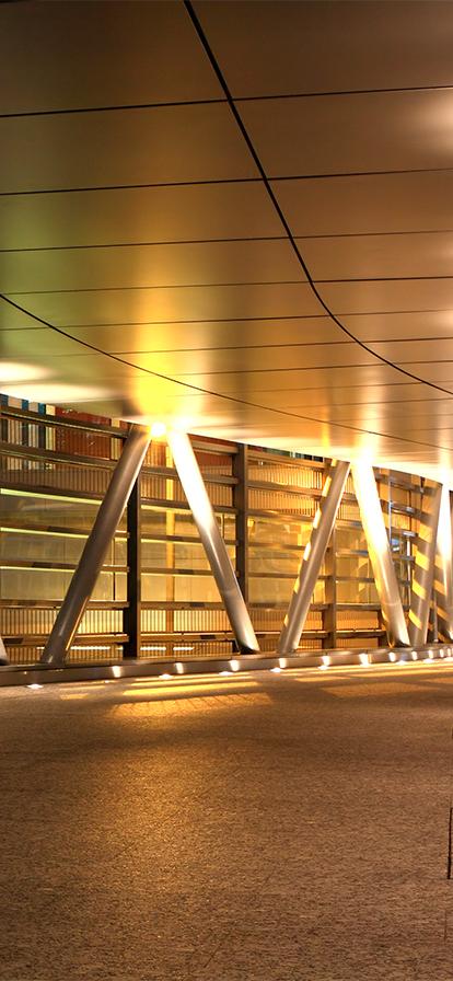 Uplights dirigibles