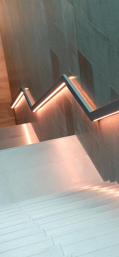 Strip Line 96W/ 5m, 120 LEDs/ m, IP66